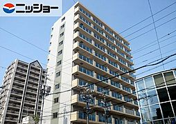プレステージ新栄[7階]の外観