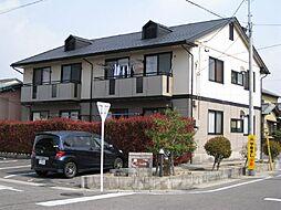 愛知県碧南市沢渡町の賃貸アパートの外観