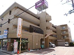 大阪府富田林市喜志町3丁目の賃貸マンションの外観