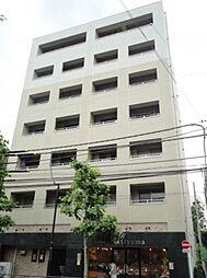 東京都文京区大塚4丁目の賃貸マンションの外観