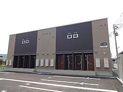 D−room東大通[205号室]の外観