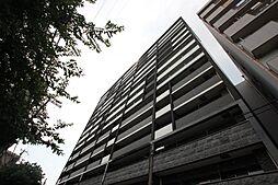 大阪府大阪市東淀川区東中島4の賃貸マンションの外観
