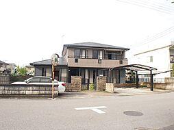 [一戸建] 栃木県宇都宮市雀の宮6丁目 の賃貸【/】の外観