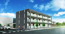 新築ベルカーサH・S[102号室]の外観