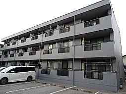 プラザ・東太田[1階]の外観