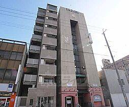 京都府京都市南区唐橋川久保町の賃貸マンションの外観