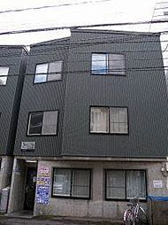 シングルコート南7条B棟[2階]の外観