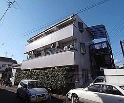 京都府京都市西京区上桂大野町の賃貸マンションの外観