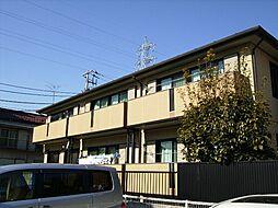 サンハウスK[2階]の外観