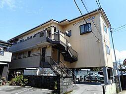 ヤングハイツ飯塚[206号室]の外観