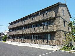 サニーフラット A棟[2階]の外観