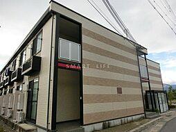滋賀県大津市今堅田3丁目の賃貸アパートの外観