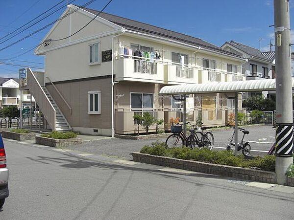 ベルメゾン三本柳V 2階の賃貸【長野県 / 長野市】