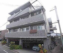 京都府京都市左京区山端川岸町の賃貸マンションの外観