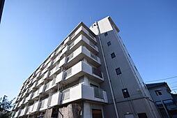 大阪府柏原市太平寺2丁目の賃貸マンションの外観