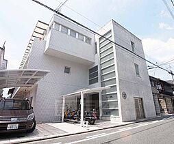 京都府京都市中京区松竹町の賃貸マンションの外観