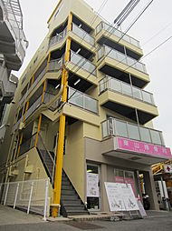 西尾ビル[4階]の外観