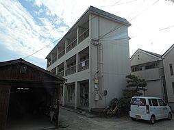 井宮マンション[3階]の外観