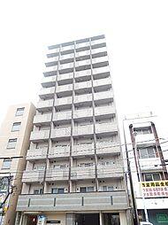 東京都江東区森下4丁目の賃貸マンションの外観