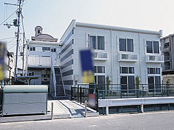 Osaka Metro谷町線 長原駅 徒歩5分の賃貸アパート