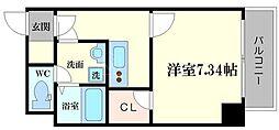 (仮称)守口市松町マンション[2階]の間取り