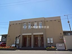 岡山県倉敷市水島相生町丁目なしの賃貸アパートの外観