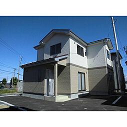 [一戸建] 青森県八戸市江陽5丁目 の賃貸【/】の外観