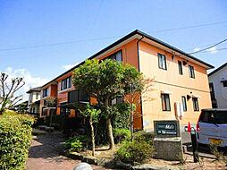福岡県北九州市小倉南区南方5丁目の賃貸アパートの外観