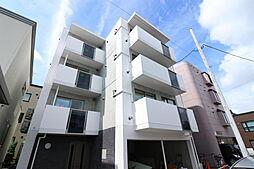 Kafuu Residence N35 (カフーレジデンス)[3階]の外観