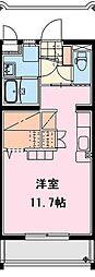 (仮称)永楽町マンション[202号室]の間取り
