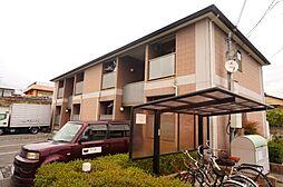 兵庫県伊丹市伊丹6丁目の賃貸アパートの外観