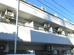 神奈川県横浜市港北区仲手原1丁目の賃貸マンションの外観