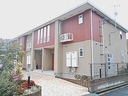 大阪府枚方市尊延寺4の賃貸アパートの外観