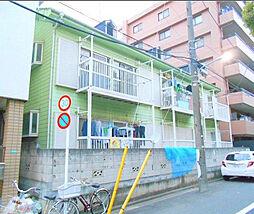 東京都江戸川区北葛西4丁目の賃貸アパートの外観