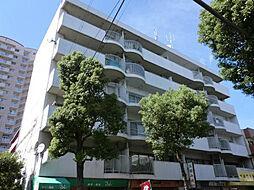 新住之江マンション[402号室]の外観
