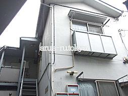 東京都武蔵野市吉祥寺東町4丁目の賃貸アパートの外観