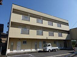 滋賀県近江八幡市西本郷町の賃貸マンションの外観