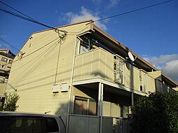 大阪府寝屋川市寝屋1丁目の賃貸アパートの外観