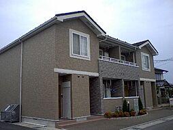 豊岡市伏 サンヒルズA[2階]の外観