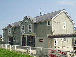 兵庫県加西市北条町小谷の賃貸アパートの外観