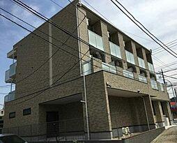 神奈川県横浜市南区大岡2丁目の賃貸マンションの外観