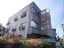 メゾンP&D[2階]の外観