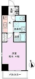 GEO本町通7番町[0107号室]の間取り
