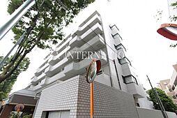東京都調布市調布ケ丘1丁目の賃貸マンションの外観