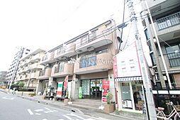 神奈川県大和市中央林間6の賃貸マンションの外観