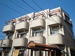 東京都立川市柴崎町1丁目の賃貸マンションの外観