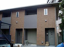 兵庫県姫路市八代東光寺町の賃貸アパートの外観