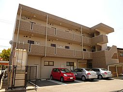 岡山県倉敷市北畝2丁目の賃貸マンションの外観