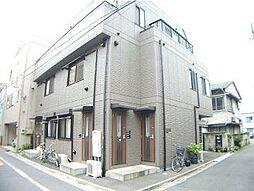 東京都板橋区大谷口北町の賃貸アパートの外観