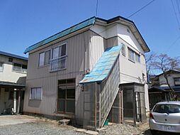 柴田アパート南棟[1号室]の外観